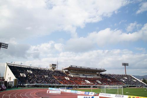 20141129 万博記念競技場 / Expo '70 Commemorative Stadium