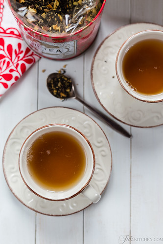 Christmas Tea Tiramisu