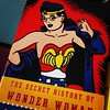 Happy New Year! I'm #reading Jill Lepore's Secret History of Wonder Woman. What #books are on your shelf.