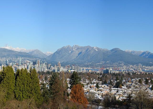 Viewpoint @ QE Park - Vancouver