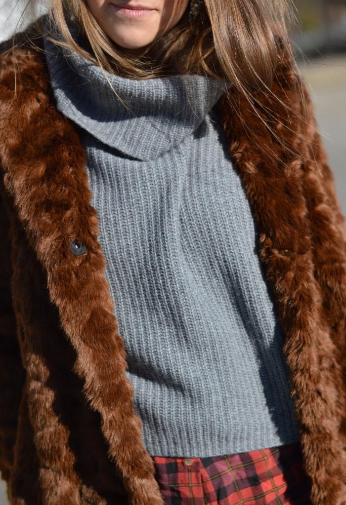 pellicciotto Zara, borsa handmade, saldi, benetton, fashion blog,  (7)