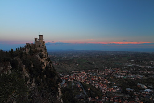 world autumn heritage sunrise dawn twilight san europe sanmarino rocca marino worldheritage cesta guaita サンマリノ