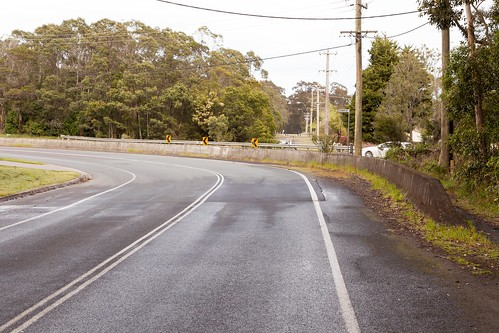 Tomerong Former Alignment