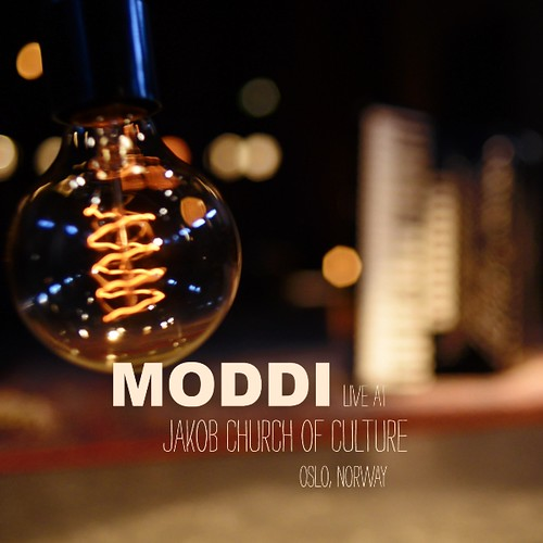 Moddi - Live At Jakob Church Of Culture