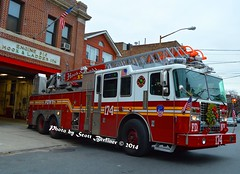FDNY LADDER COMPANY 174