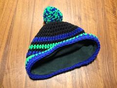 Tutorial: fleece hat