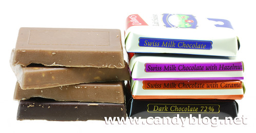 Villars Chocolate Bars