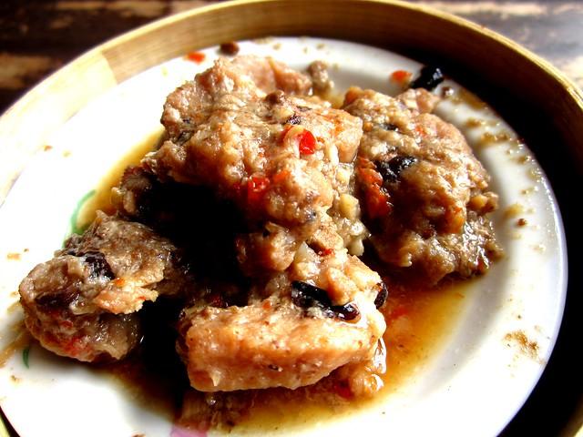 Fish Culture black bean pork ribs