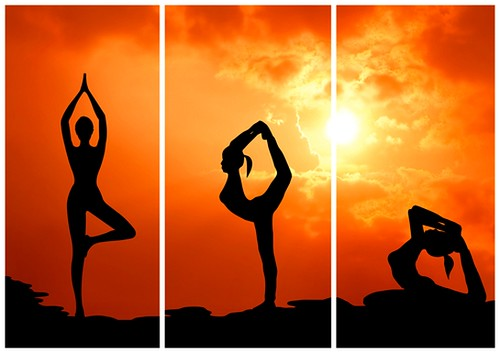 Sinh tâm thuật học Yoga