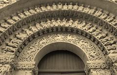 Aulnay, Église Saint-Pierre-de-la-Tour, patrimoine mondial de l' Humanité