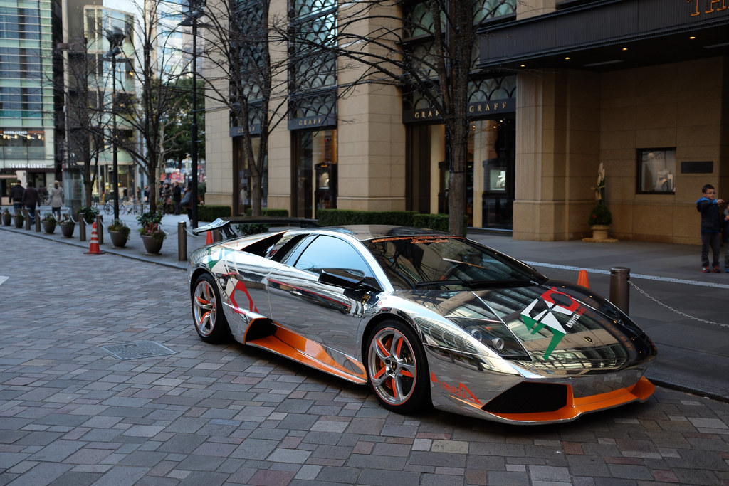 Lamborghini Muriciélago 2015/01/02 X1003515