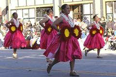 Maui HS = SABER = Marching Band