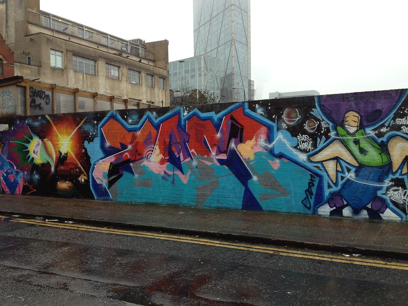 Shoreditch Graffitti
