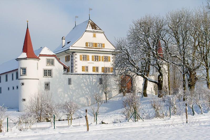 Castillo Wyher nevado