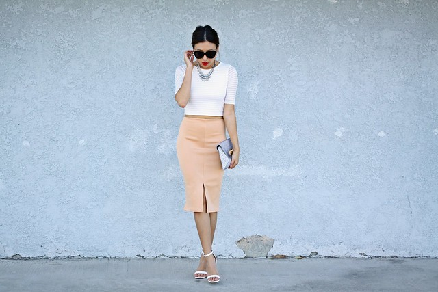missguided,crop top,pencil skirt,forever 21,zerouv,lucky magazine contributor,fashion blogger,lovefashionlivelife,joann doan,style blogger,stylist,what i wore,my style,fashion diaries,outfit,street style,classic style