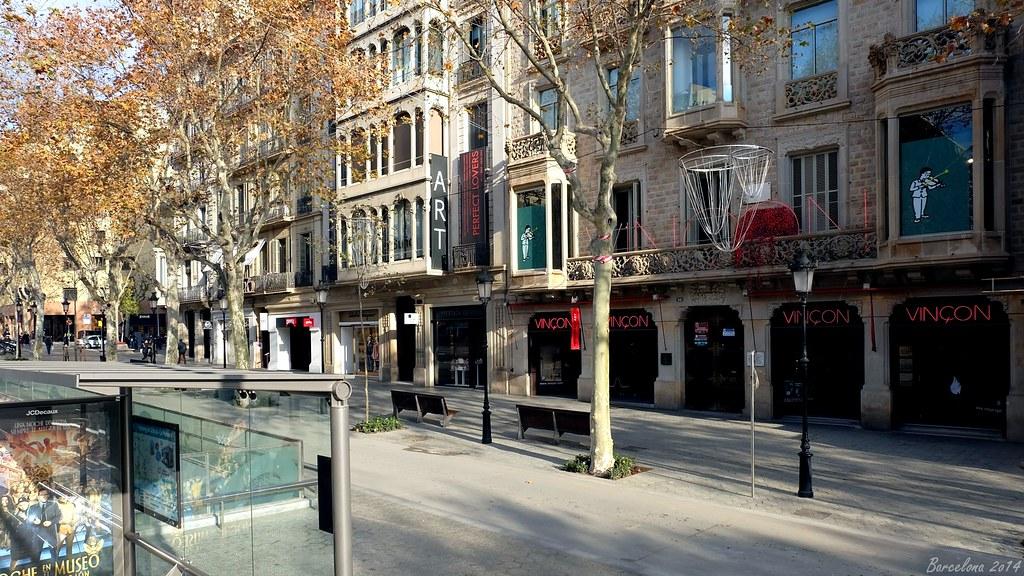 Barcelona day_2, Passeig de Gràcia