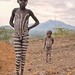Small photo of Mursi Boys, Mago, Ethiopia