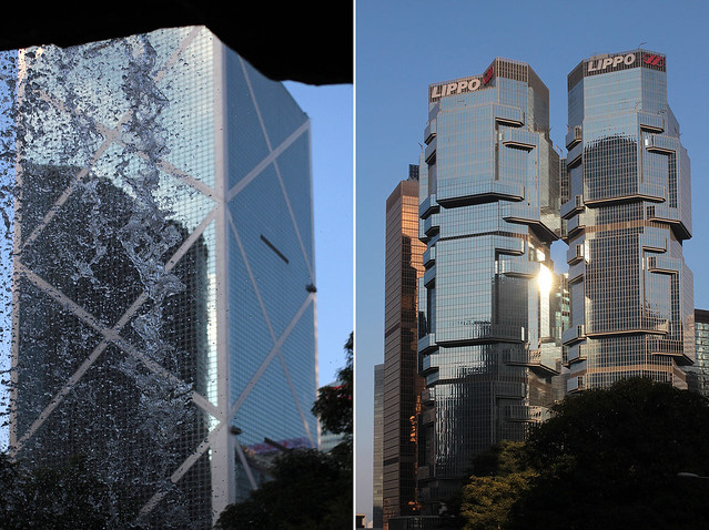Sunny Hong Kong