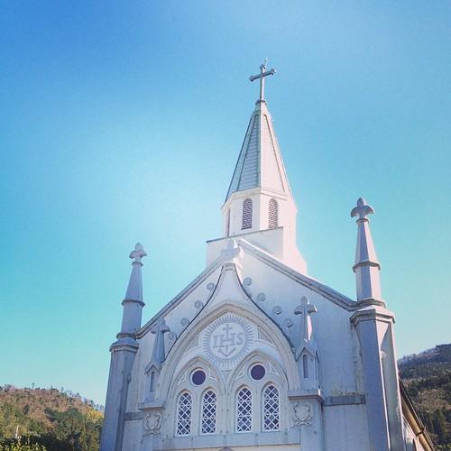 津和野の教会