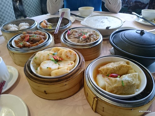 Dim Sum at King Dragon Cuisine