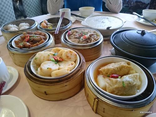 Dim Sum at King Dragon Cuisine
