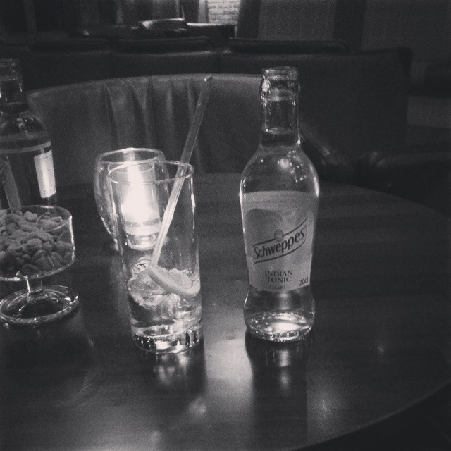 Grand Hotel Opduin - Gin Tonic