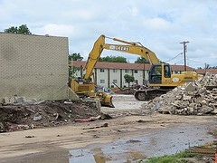 Demolishing the Credit Union