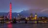 Westminster Skyline | Dusk
