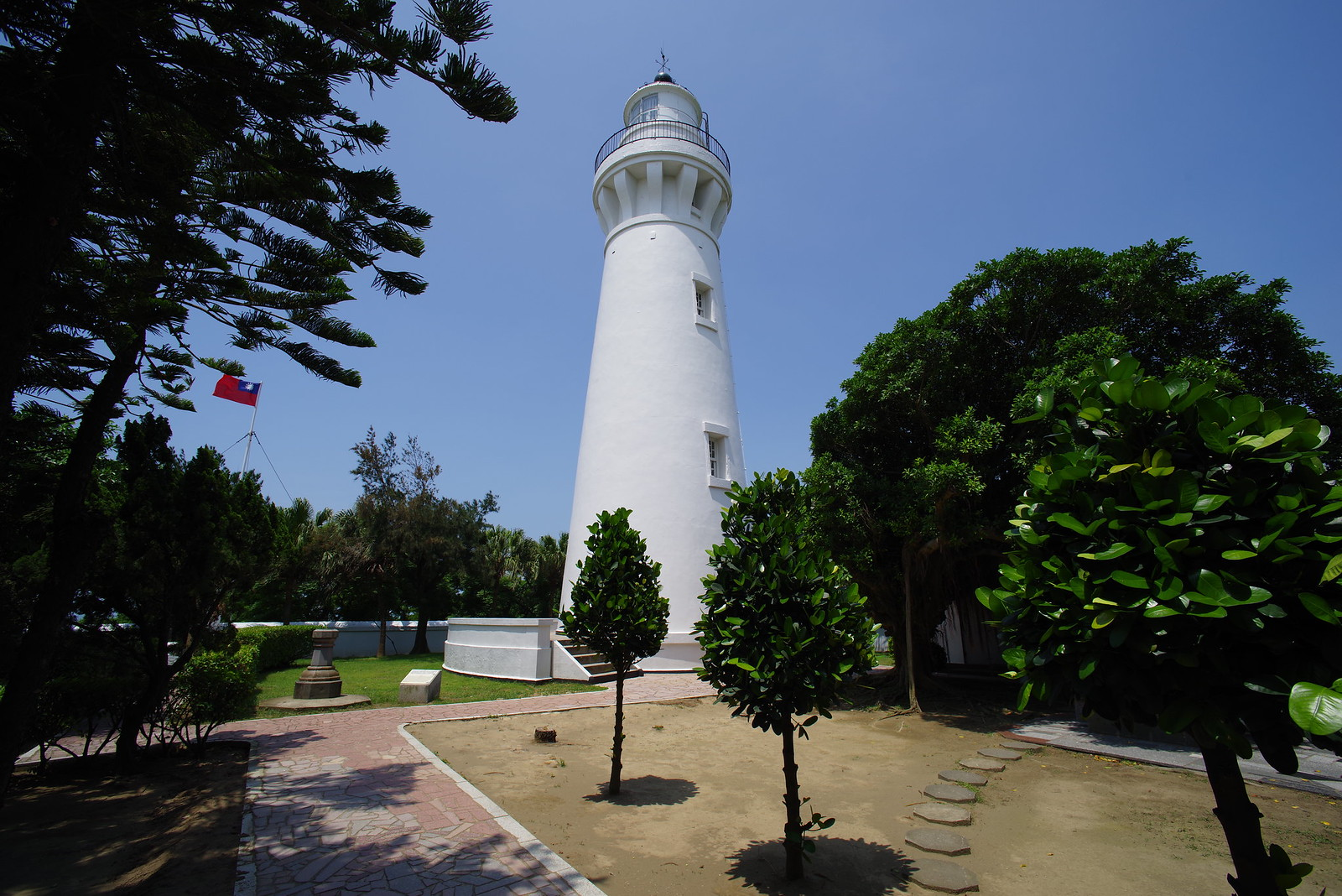 K-1 , 觀音白沙岬燈塔