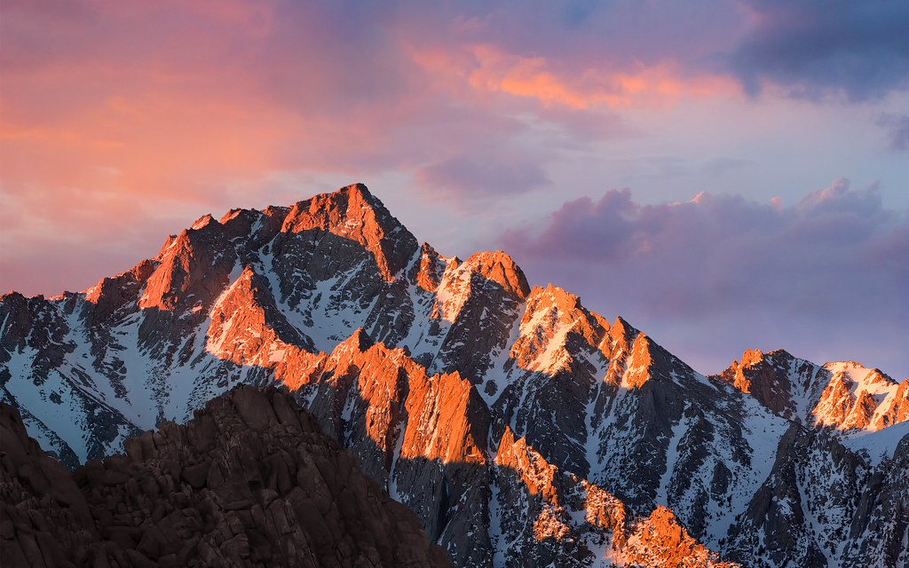 macOS Sierra Wallpaper