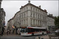 Heuliez Bus GX 317 - STGA (Société de Transport du Grand Angoulême) n°407