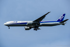All Nippon Airways Boeing 777-381ER JA736A