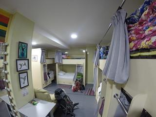 Duet Hostel.
