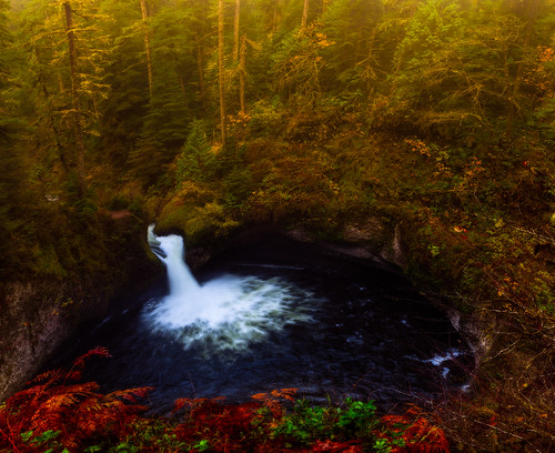 Magic at Punchbowl in Autumn - Explored #87