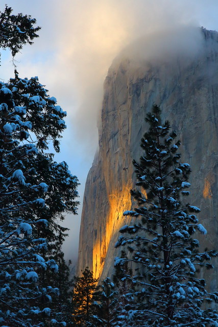 IMG_8342 El Capitan in Winter, Yosemite National Park