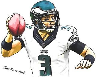 Philadelphia Eagles Mark Sanchez