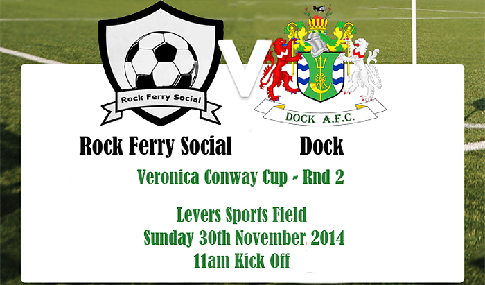 Rock Ferry v Dock