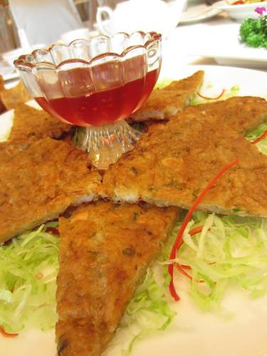 台南商務會館港式飲茶-主廚介紹與拿手菜推薦-潮式蘿蔔烙