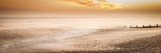 Sunset at Bognor Seafront