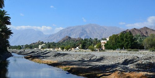 mountain nature water landscape nikon village oman dunstan sumail d7000