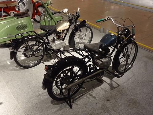 四国自動車博物館 ブルーバードMCおよびコンドル1 DSC06878