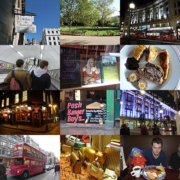 mosaïque LONDRES 20114 2