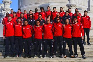 Polisportiva antirazzista Assata Shakur Ancona 2014/15