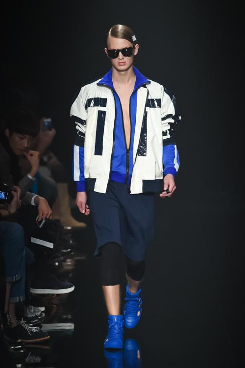 Jonas Gloer3024_SS15 Tokyo Onitsuka Tiger × ANDREA POMPILIO(Fashion Press)