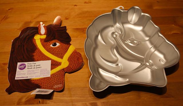Kuchenform und Zieldarstellung