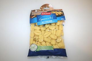 03 - Zutat Gnocchi / Ingredient gnocchi