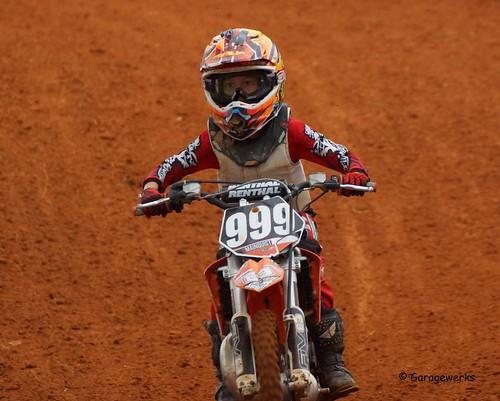 2014 AMA District 41 Motocross Race at Swan MX