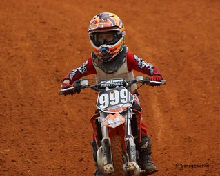 2014 AMA District 41 Motocross Race at Swan MX