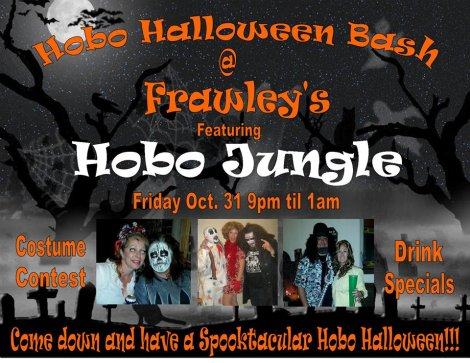 Hobo Jungle 10-31-14