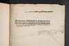 Title-page with ownership inscriptions in Herolt, Johannes: Sermones Discipuli de tempore [et al]